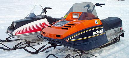 Vintage Snowmobile Forum 9