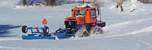 Berkshire Snow Seekers groomer