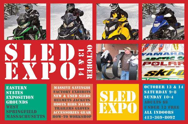 Sled Expo 2012