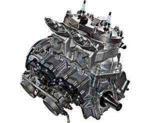 Arctic Cat C-Tech2 600 engine