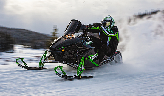 Arctic Cat Snowmobiles : Snowmobile association of massachusetts committed to