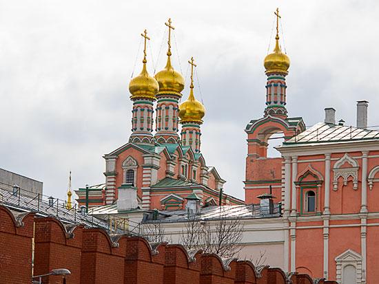 Kremlin tour Moscow