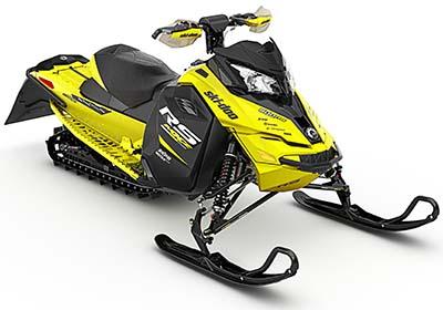 2015 Ski-Doo MXZx 600RS
