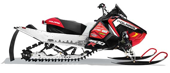 Polaris 600R Race Sled