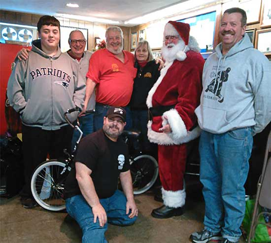 Sledmass Toys For Tots