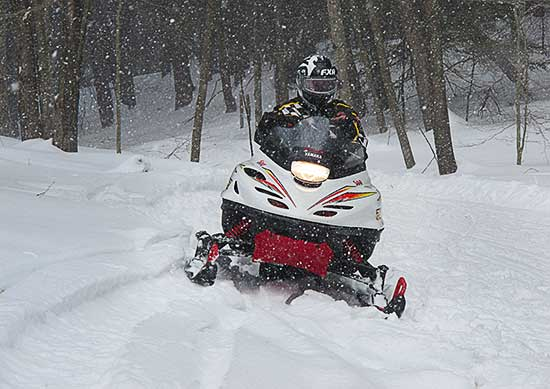 Support Your Snowmobile Clubs