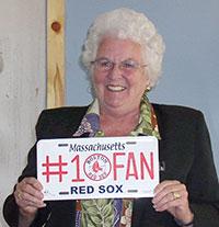Charlene Whitaker, Snowmobile Association of Massachusetts