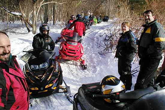 Q&A: Snowmobile Association of Massachusetts