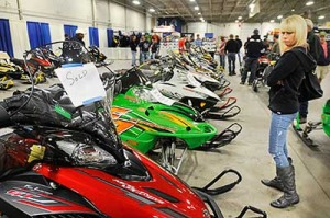 Used snowmobiles for sale