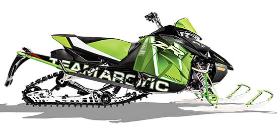 2017 Arctic Cat ZR 9000 RR