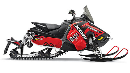 2017 Polaris Rush XCR LE
