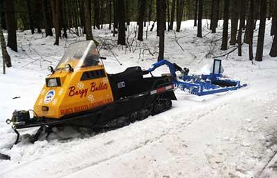 Burgy Bullets Snowmobile Club