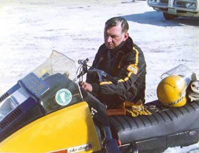 72 Ski-Doo TNT 340.