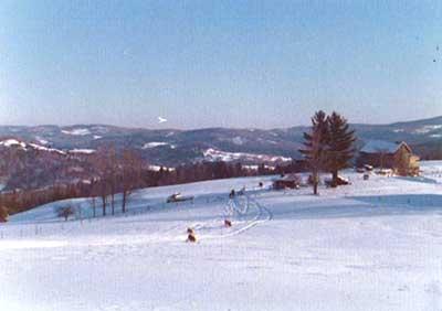 1971 Ski-Doo Olympique