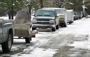 snowmobile trailer safety