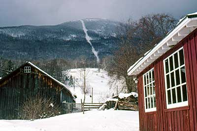 Gould's Farm at Mt Greylock