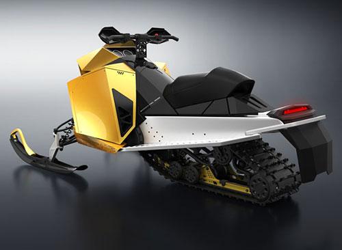 Wemotaci: The Hydrogen Snowmobile Concept