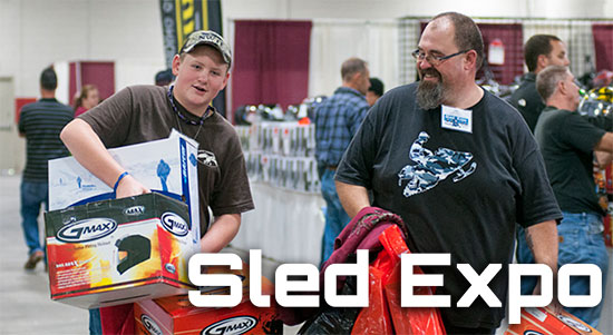 Sled Expo 2018: November 17 and 18